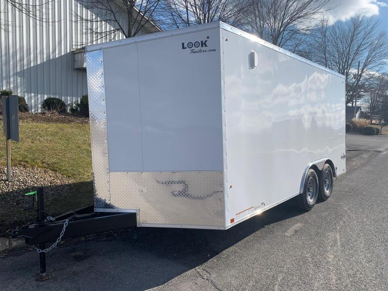 2021 Look Trailers 8.5x16 10K Element SE Enclosed Cargo Trailer