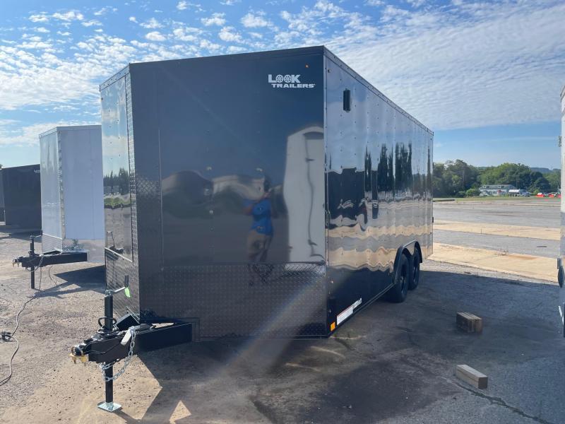 2022 Look Trailers 8.5x18 7K Car Hauler Enclosed Cargo Trailer