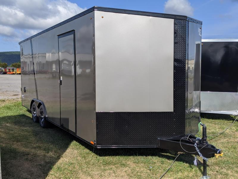 2021 Look Trailers 8.5x20 Enclosed Car / Racing Trailer