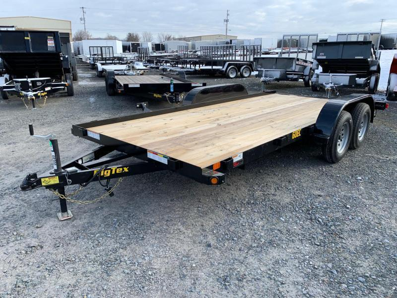 2020 Big Tex Trailers 7x16 6K Car / Racing Trailer