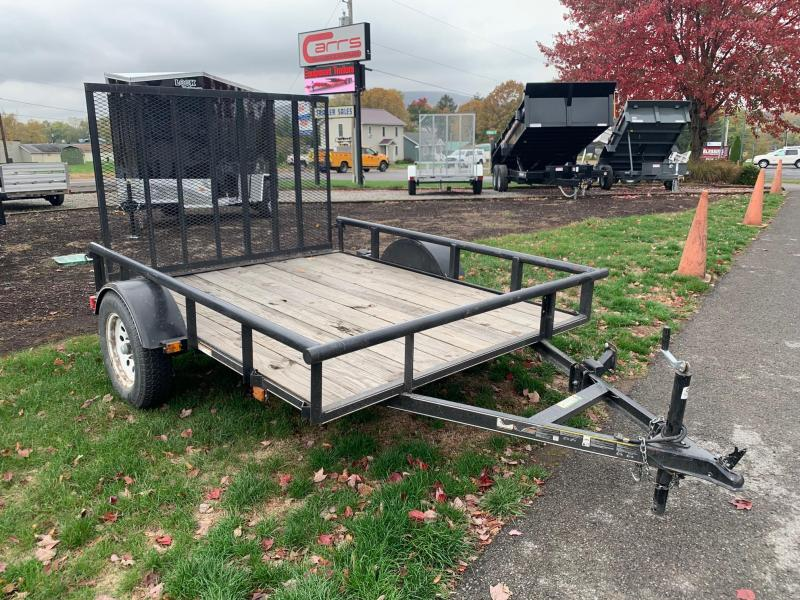 2018 Carry-On 6x8 2.4K Utility Trailer