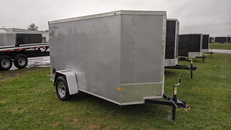 2021 Wells Cargo 5x10 Enclosed Cargo Trailer