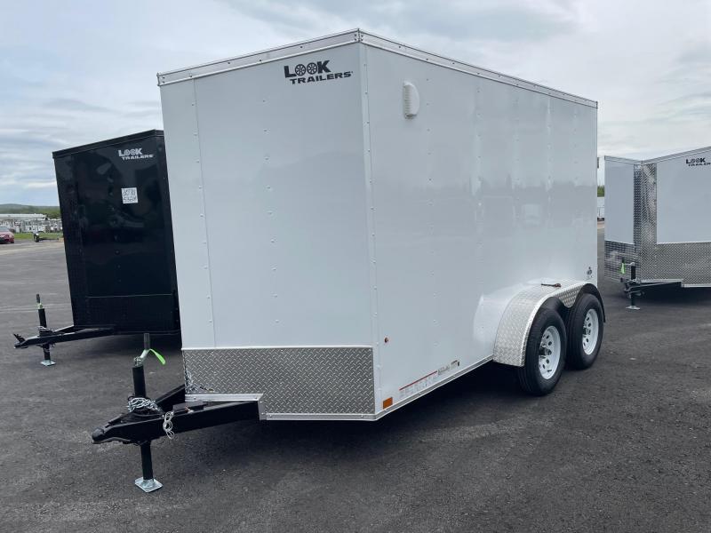 2022 Look Trailers 6x12 7K Enclosed Cargo Trailer