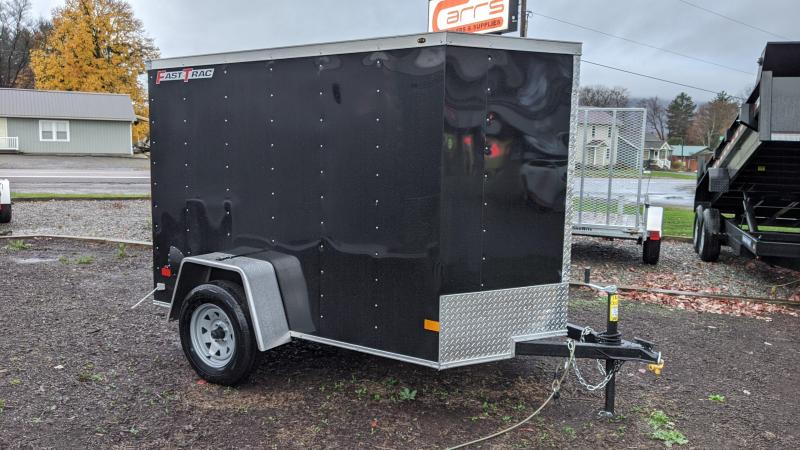 2021 Wells Cargo 5x8 3K Enclosed Cargo Trailer