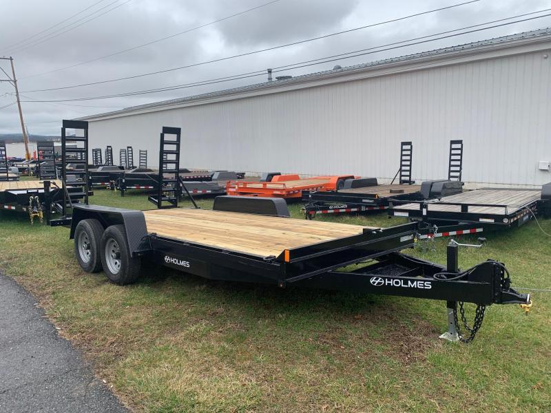 2020 Holmes 6-10x16 10K Equipment Hauler Equipment Trailer