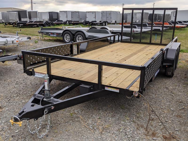 2021 Sure-Trac 7X16 ATV Trailer