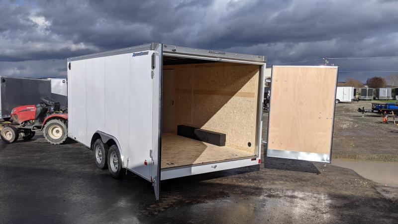 2021 Wells Cargo 8.5x16 Enclosed Cargo Trailer