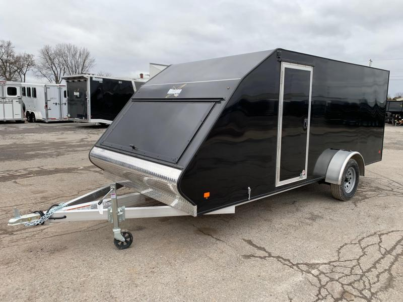 2020 Mission 7x16 Crossover Snowmobile Trailer