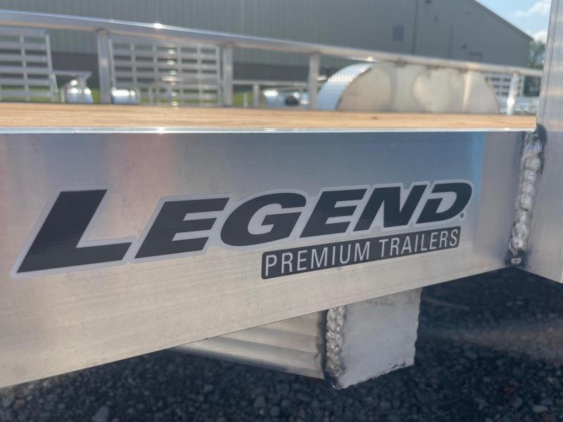 2022 Legend Trailers 7x14 7K Utility Trailer