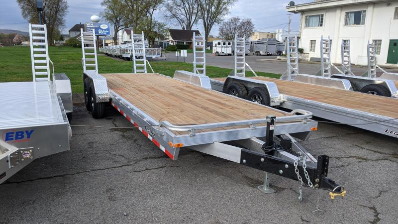 2022 Legend Trailers 7x24 14K Equipment Trailer