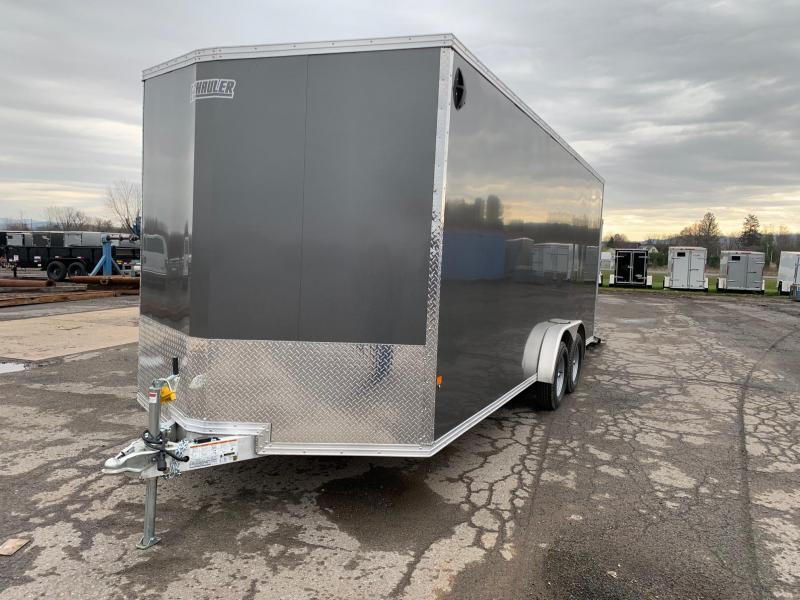 2020 EZ Hauler 7.5x20 7K Enclosed Cargo Trailer