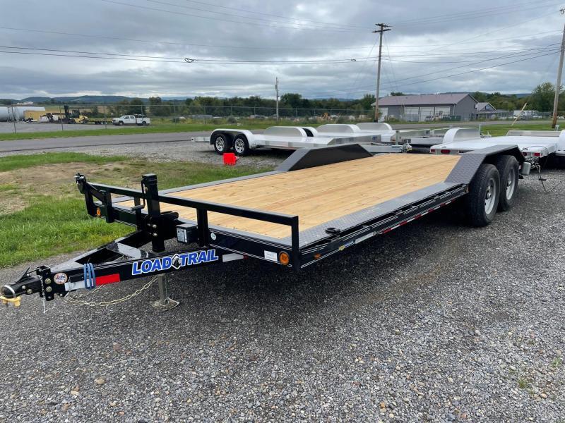 2022 Load Trail 8.5x20 10K Wide Body Car / Racing Trailer