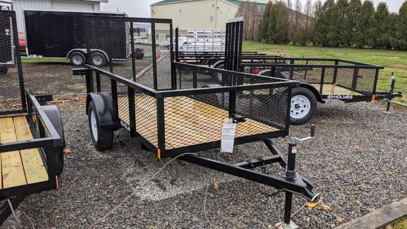 2021 Holmes 5x10 Equipment Trailer
