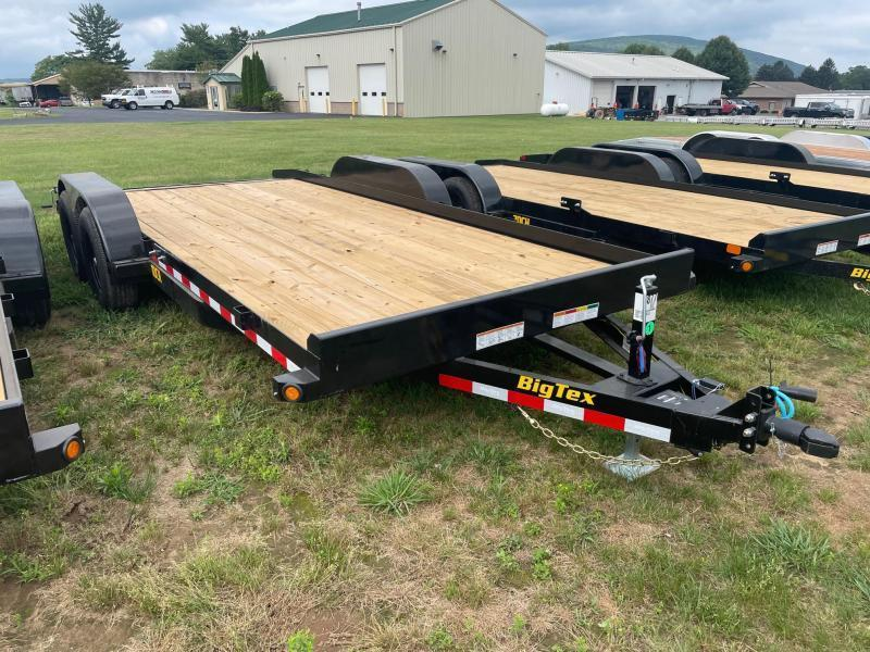 2022 Big Tex Trailers 7x18 10K Car / Racing Trailer