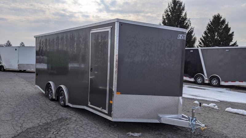2021 Mission 8.5x20 Enclosed Cargo Trailer