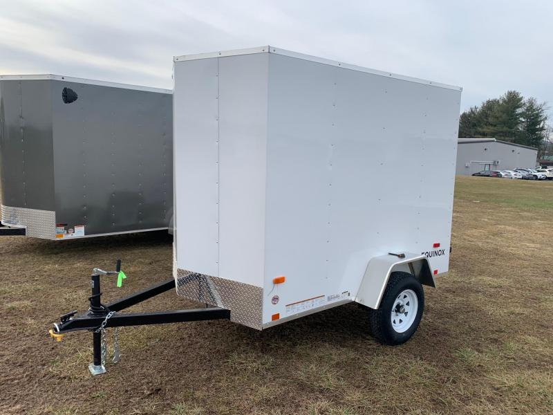 2021 Look Trailers Equinox 5x8 Enclosed Cargo Trailer