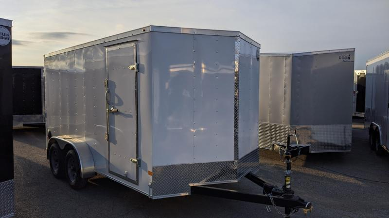 2021 Wells Cargo 7x14 Enclosed Cargo Trailer