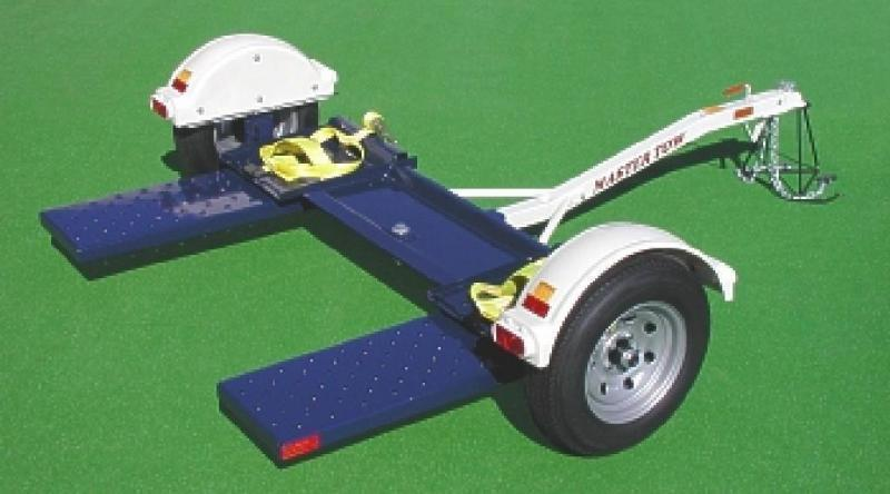 2021 Master Tow 80 HD Tow Dolly (THD80EB) w/Electric Brakes