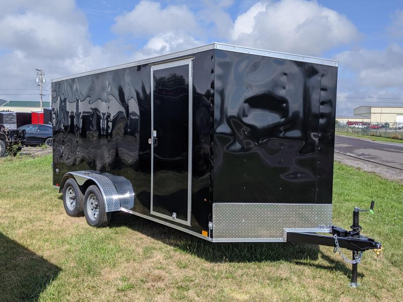 2021 Look Trailers 7x16 Enclosed Cargo Trailer