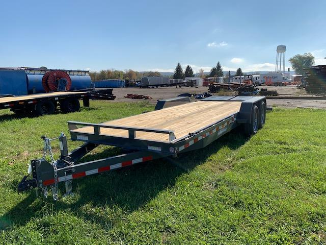 2020 Sure-Trac 7x20 Equipment Trailer