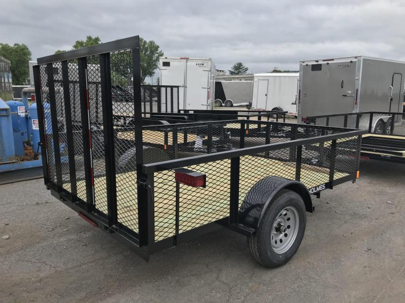 2020 Holmes Res 6-4x10 Utility Trailer