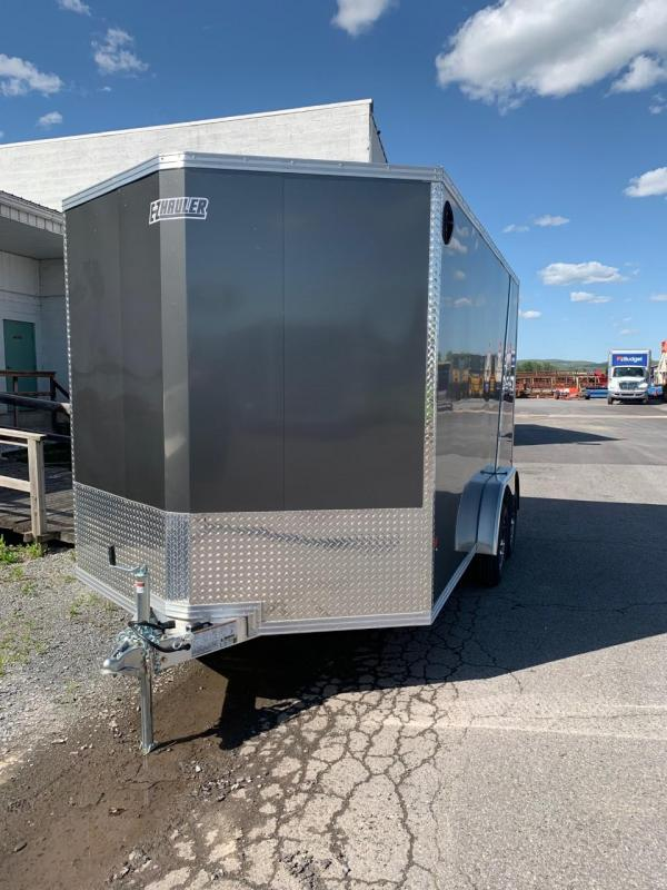 2019 Mission EZES 7.5x14 Enclosed Trailer