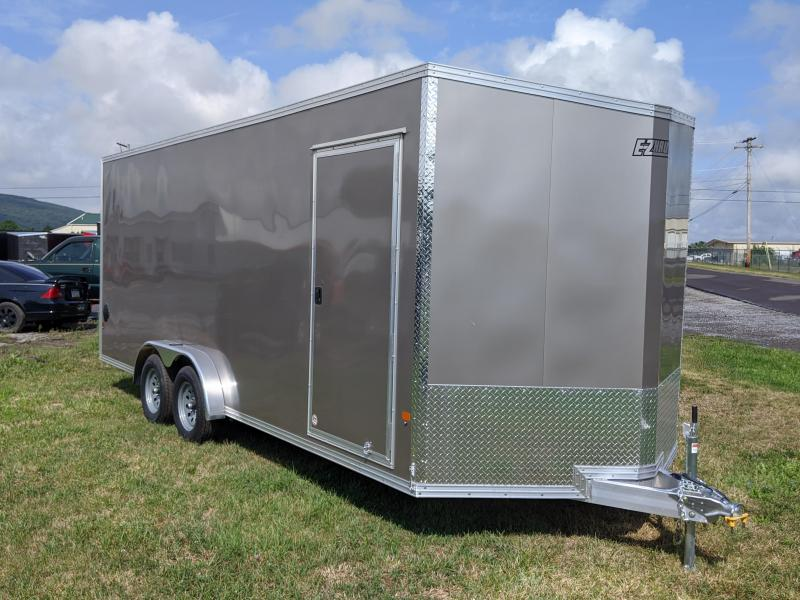 2020 Mission 7.5x20 Enclosed Cargo Trailer