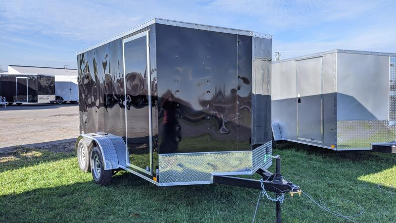 2021 Look Trailers 7x12 Enclosed Cargo Trailer