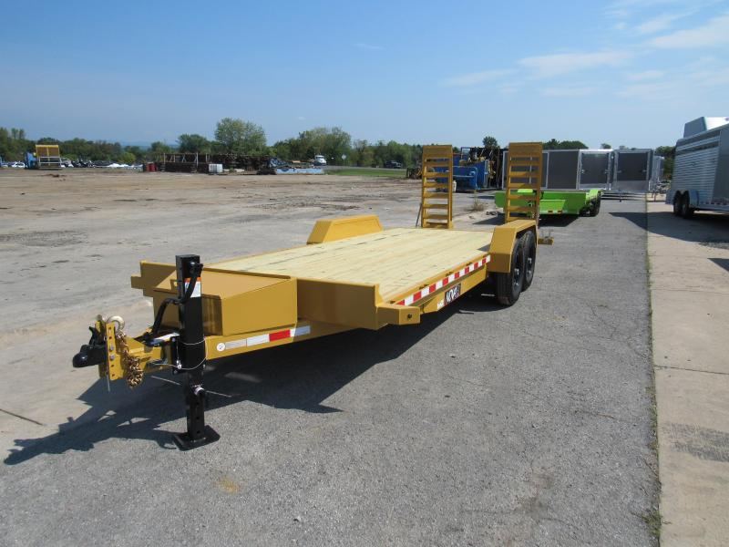 2020 Midsota NOVA ET 8220 Equipment Trailer