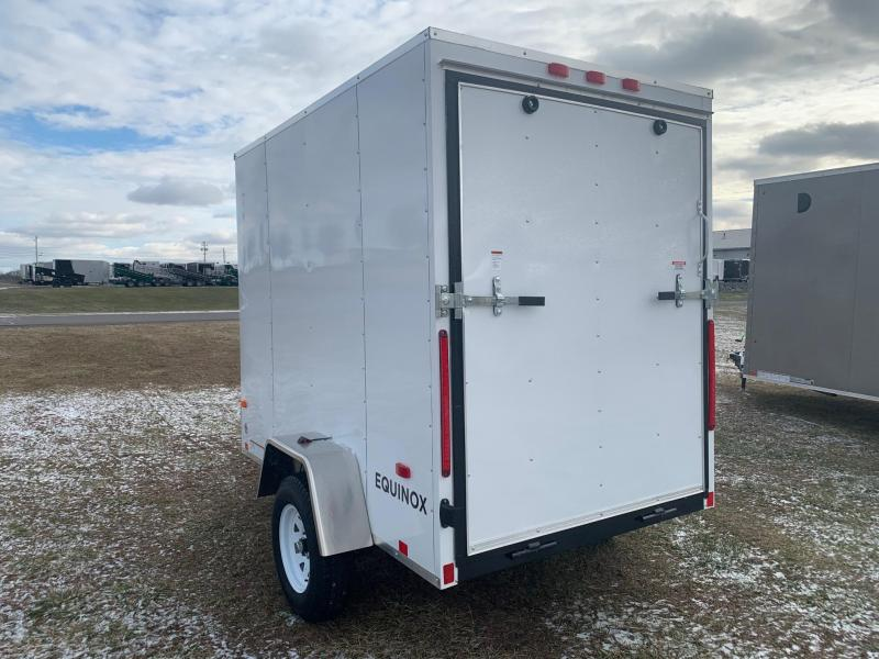 2020 Look Trailers Equinox 5x8 Enclosed Cargo Trailer