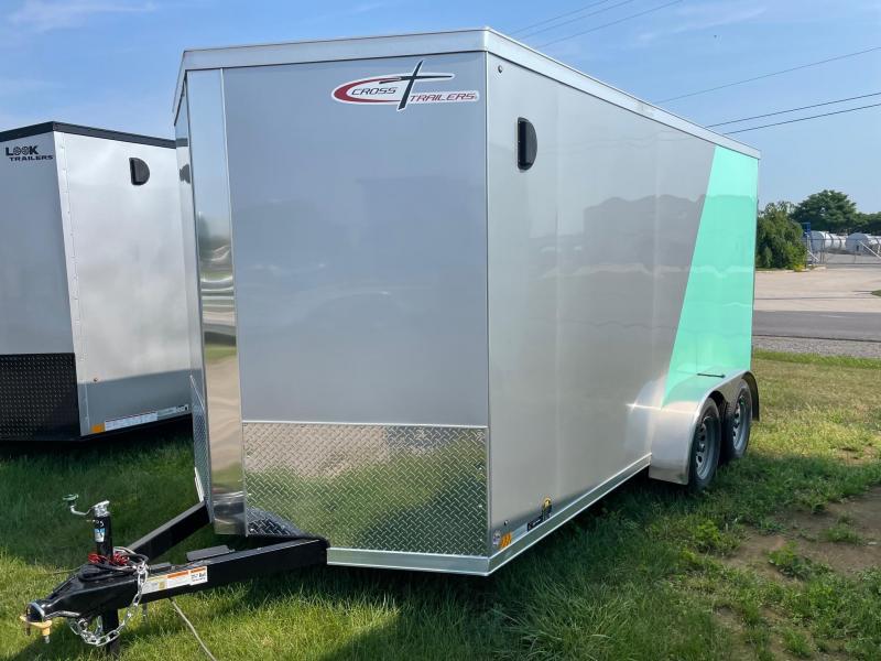 2022 Cross Trailers 7x14 7K Enclosed Cargo Trailer