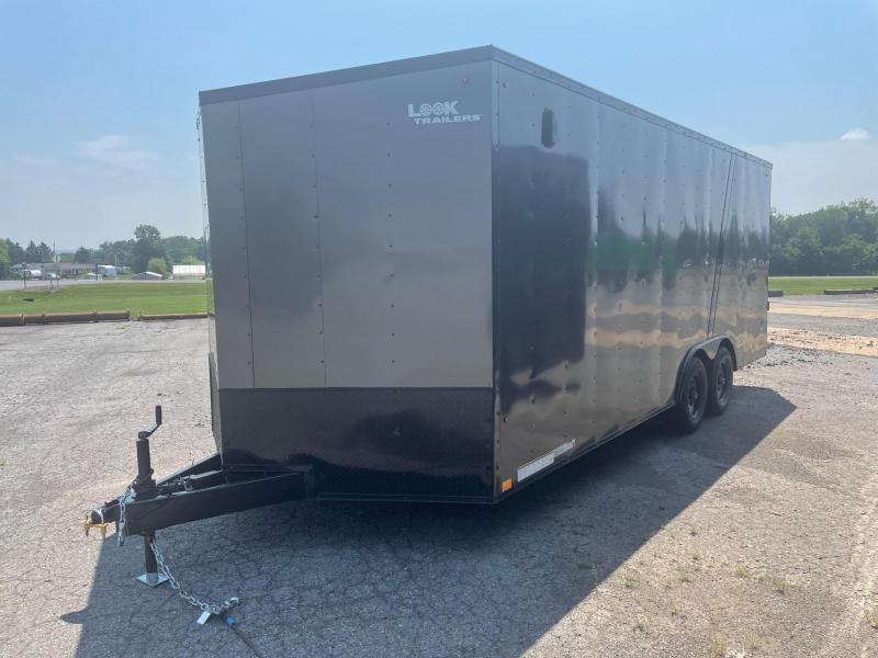 2022 Look Trailers 8.5x20 10K Car Hauler Enclosed Cargo Trailer