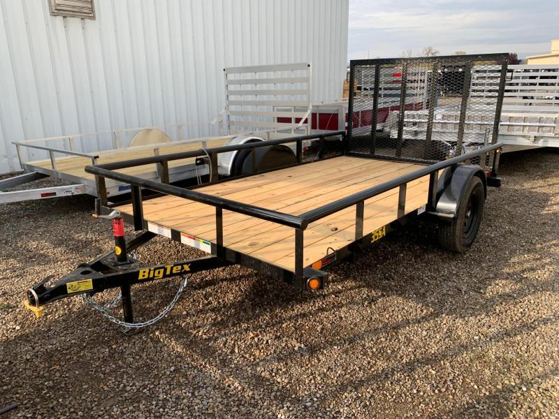 2021 Big Tex Trailers 6'4x12 3K Utility Trailer