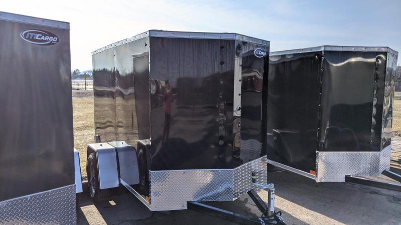 2021 ITI Cargo 5x10 Enclosed Cargo Trailer