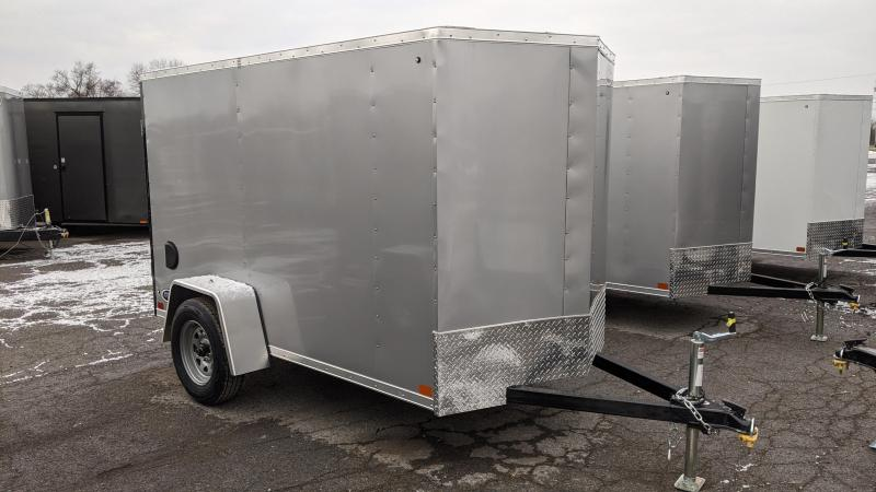 2021 ITI Cargo 5x10 Enclosed Cargo Trailer