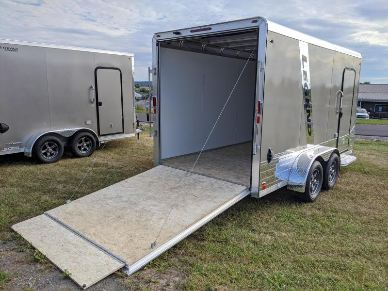 2021 Legend Trailers 7x14 Enclosed Cargo Trailer