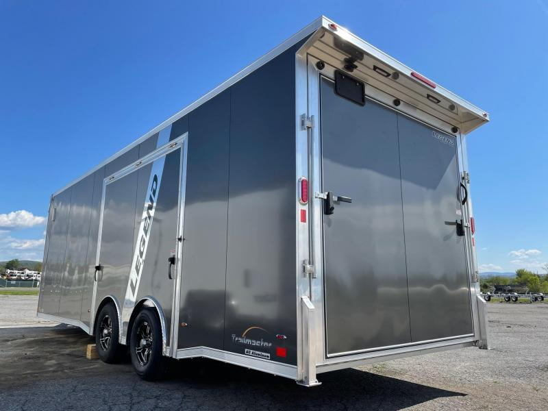 2022 Legend Trailers 8.5x24 Trailmaster Race Series Car / Racing Trailer