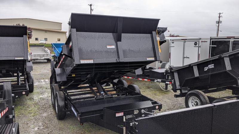 2021 Sure-Trac 82x12 Dump Trailer