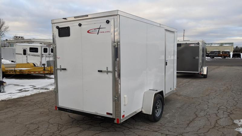2021 Cross Trailers 6x12 3K Alpha Series Enclosed Cargo Trailer