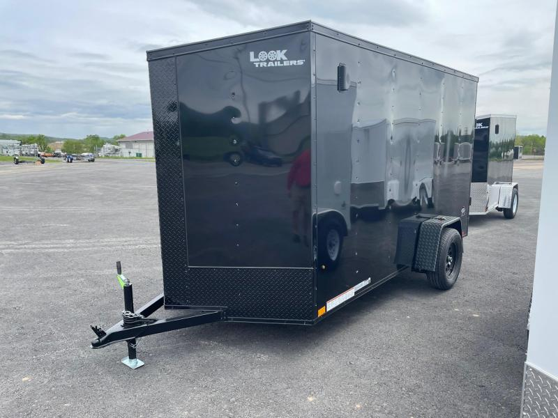 2022 Look Trailers 6x12 3K Enclosed Cargo Trailer