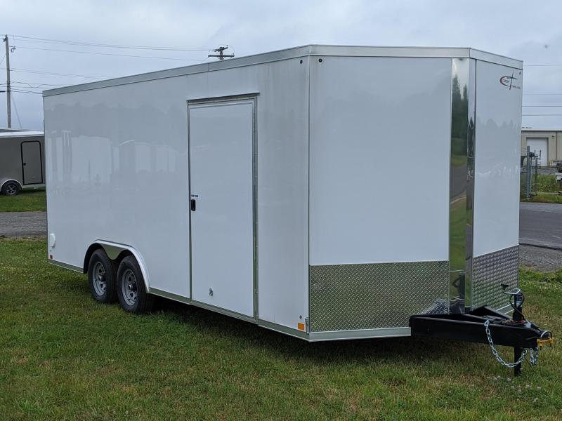 2021 Cross Trailers Alpha Series 8.5x20 10K Enclosed Cargo Trailer