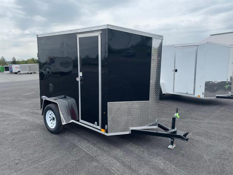 2022 Look Trailers 5x8 3K Enclosed Cargo Trailer