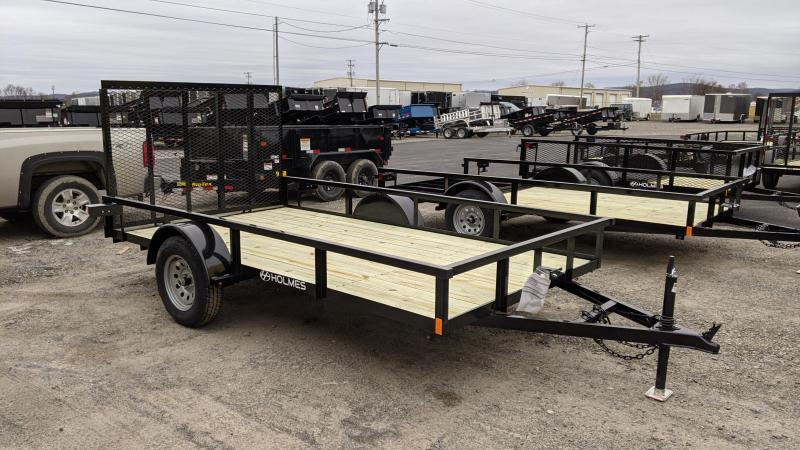 2021 Holmes 6-4x12 Res Utility Trailer