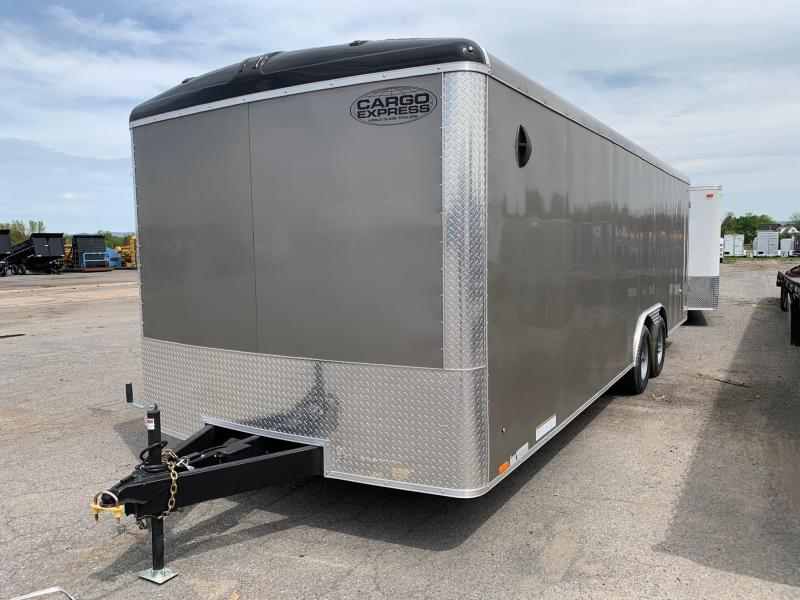 2021 Cargo Express XL 8.5x24 10K Car / Racing Trailer