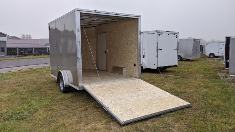 2021 Mission 7.5x12 Enclosed Cargo Trailer