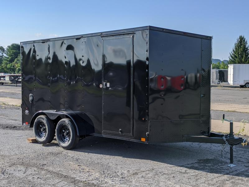 2021 Look Trailers ST-DLX 7x14 7K Enclosed Cargo Trailer