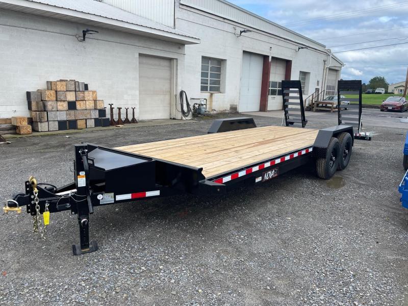 2021 Midsota 7x22 15.4K Equipment Trailer