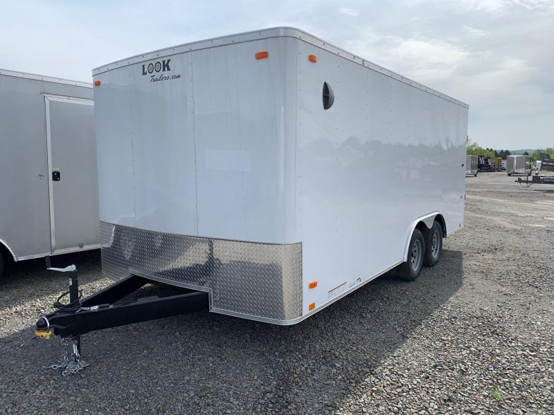 2021 Look Trailers 8.5x18 7k Car / Racing Trailer