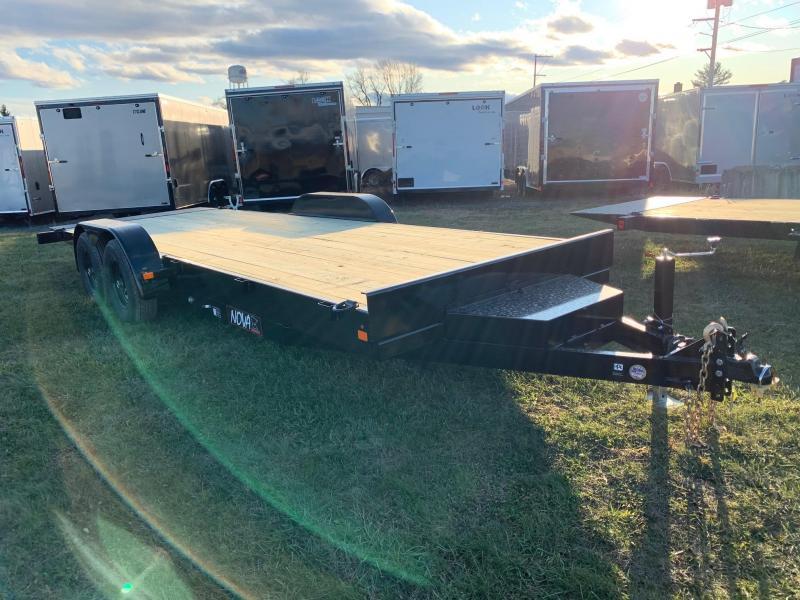 2020 Midsota 20' 10K Tilt Car / Racing Trailer