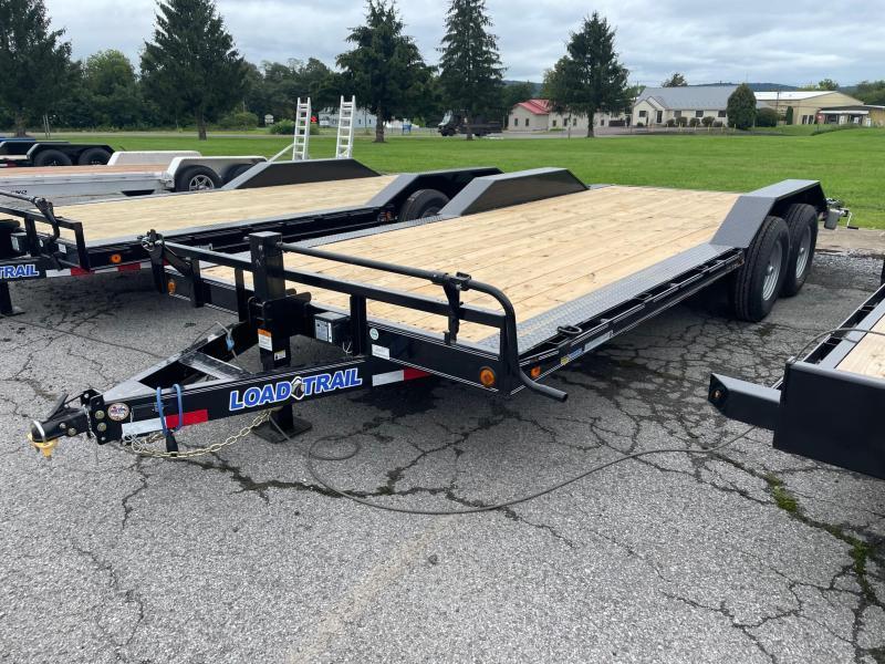 2022 Load Trail 8.5x20 14K Wide Body Equipment Trailer